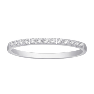 14K 0.14-0.16CT D-BAND RING LDS RDS
