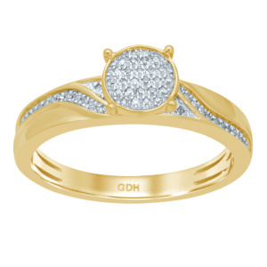 10K 0.10-0.11CT D-RING LDS RDS MP