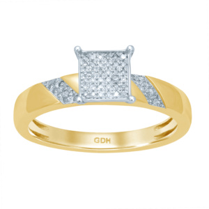 10K 0.08-0.10CT D-RING LDS RDS MP